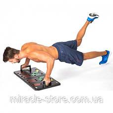 Доска для отжиманий Complete Push Up Training System 24 в 1, фото 2