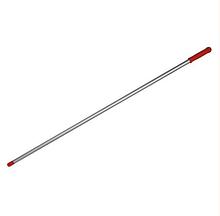 Алюмінієва Рукоятка анодована, різьблення 130 см*22 мм. AES286