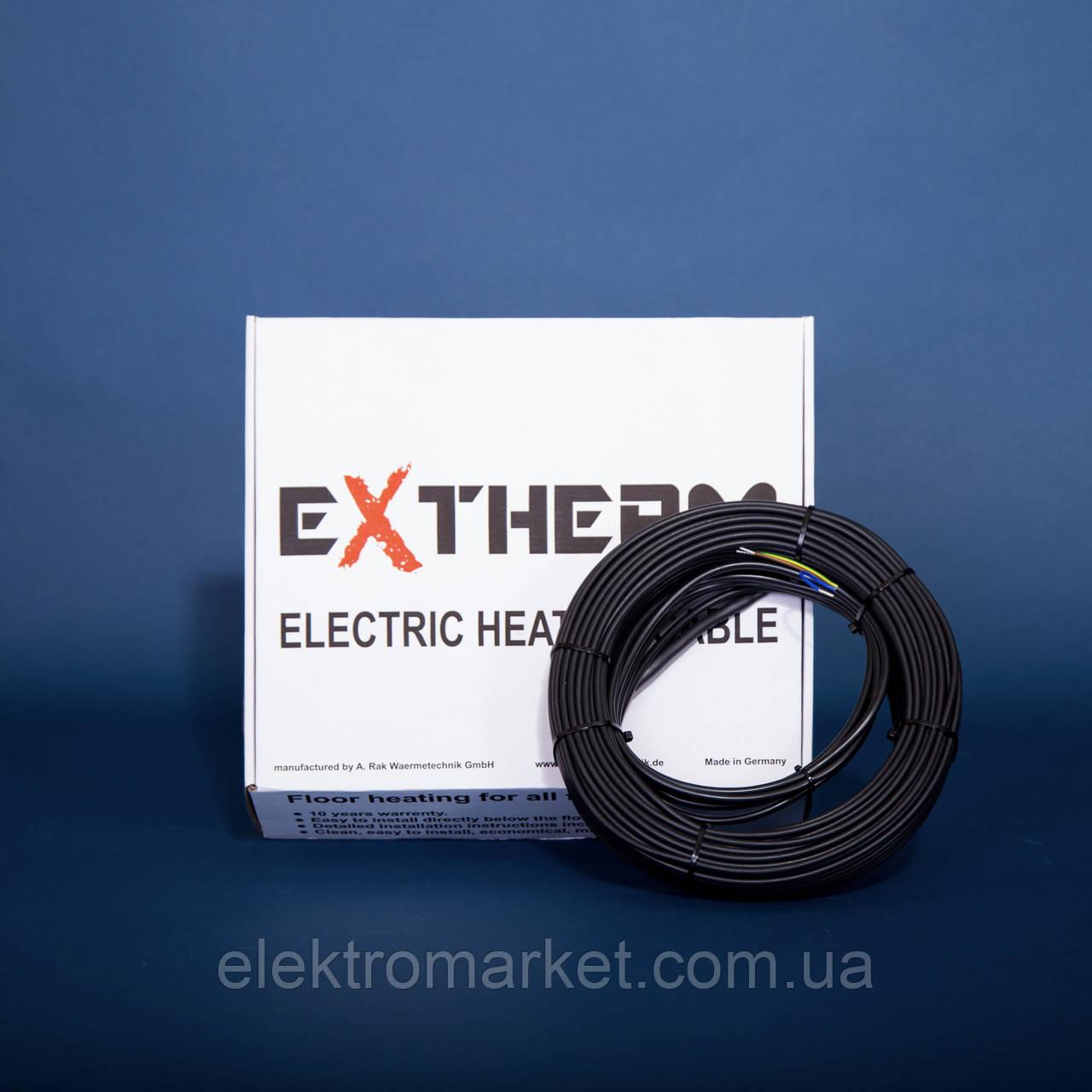 Кабель нагревательный двужильный ETС ECO 20-2500