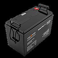 Акумулятор кислотний AGM LogicPower LPM 12 - 100 AH, фото 1