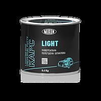 Универсальная облегченная шпатлевка Mixon КАРС UNI LIGHT  0.4 кг