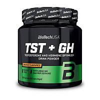 Повышение тестостерона BioTech TST+GH 300 g бустеры тестостерона
