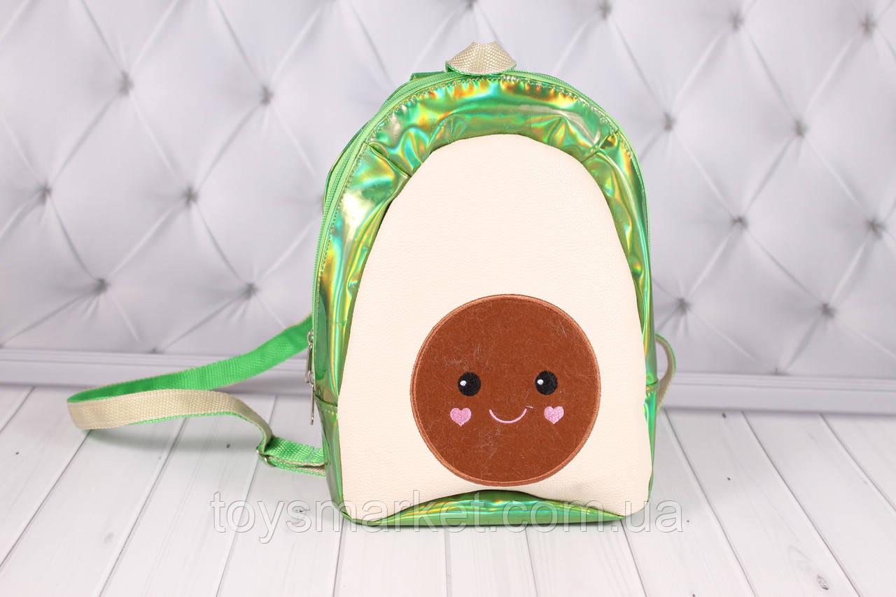Дитячий рюкзак Авокадо, 28 див.
