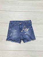 Джинсовые шорты для девочек. 134- 164 рост.