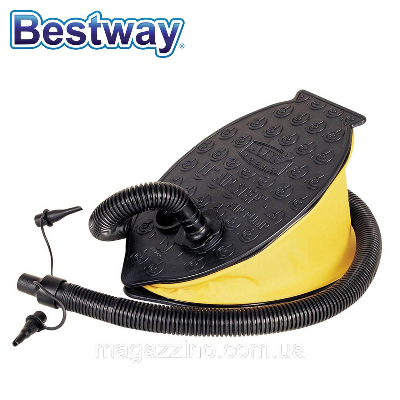 Ножний насос для надування Bestway, 1,4 л.
