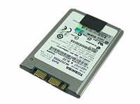 """Жёсткий диск 1.8"""" micro-Sata 160 gb (б.у.)"""