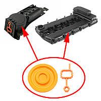 Мембрана КВКГ клапанной крышки Porsche Cayenne 3.6 M55.01 95510513501, фото 1