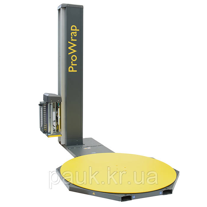Паллетоупаковщик Pro Wrap-DM 400% с системой предрастяжения пленки до 400%(высшего уровня)