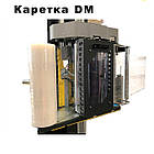 Паллетоупаковщик Pro Wrap-DM 400% с системой предрастяжения пленки до 400%(высшего уровня), фото 5