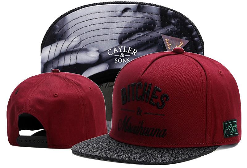 Чоловіча бейсболка snapback Сaylor&Sons