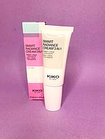 Зволожуючий Крем 3 В 1 Smart Radiance Cream - Kiko