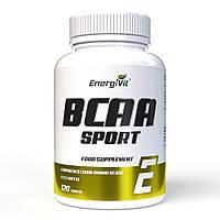 Аминокислоты - EnergiVit BCAA SPORT 120 tab