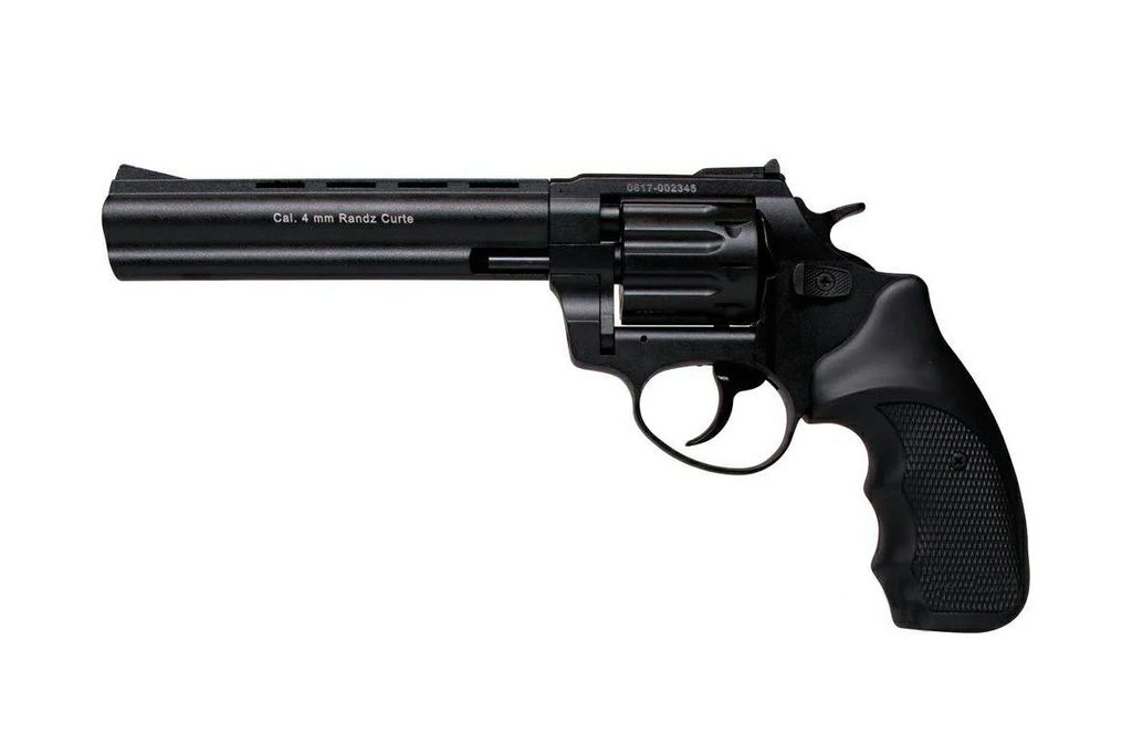 "Револьвер под патрон флобера Arminius HW4 6"" пластик"