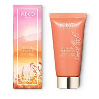 Гель для вмивання tuscan sunshine transforming face cleanser kiko milano