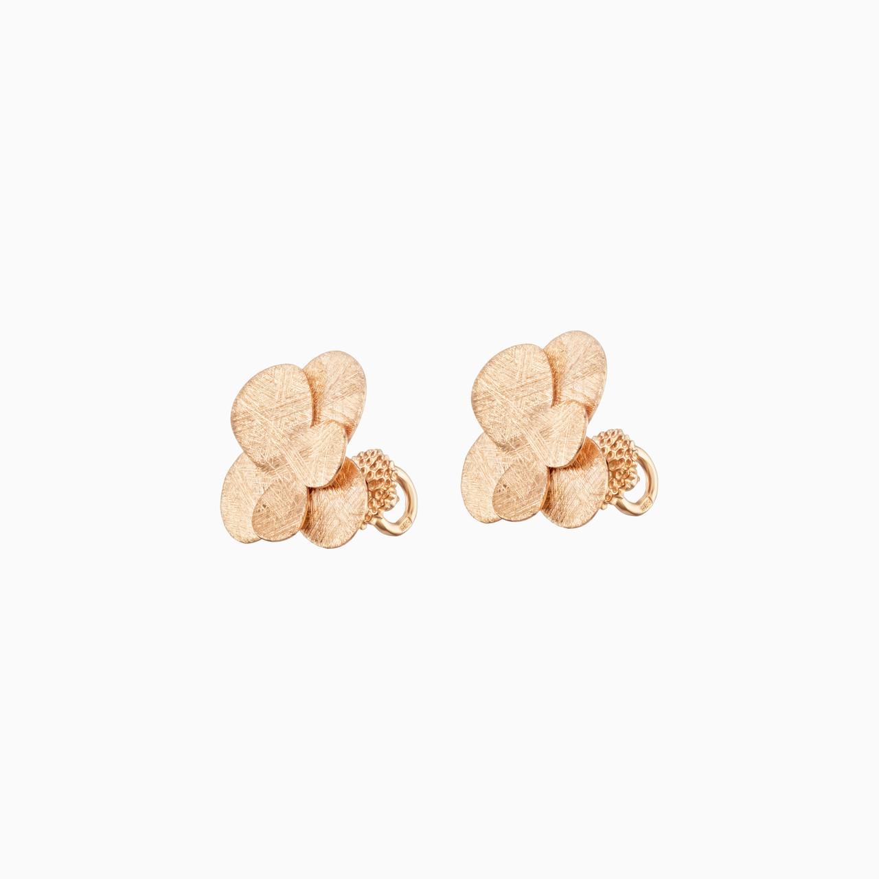 Сережки золоті С079