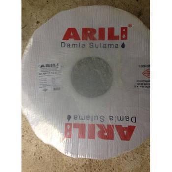 Крапельна стрічка Arili 6 mil/20 см, водовылив 1.6 л/годину, в бухті 500 м