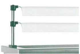 Полиця скляна 2-х ярусна SAV1450. 2Р Friemo 6110028
