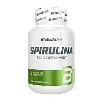Спирулина BioTech Spirulina (100 caps)