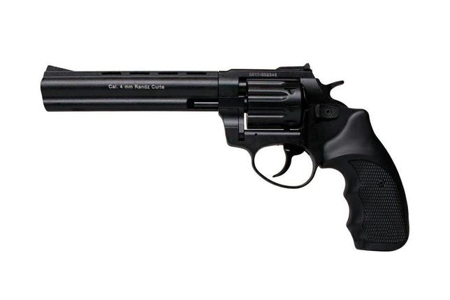 "Револьвер під патрон флобера Weihrauch Arminius HW4 6"" пластик, фото 2"