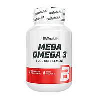 Риб'ячий жир BioTech Omega 3 (90 caps)