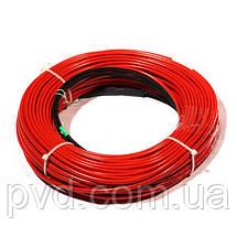 Тепла підлога комплект механічний термостат + нагрівальний кабель in-therm ECO PDSV20 для монтажу в стяжку, фото 3