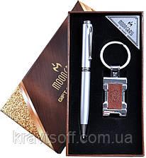 Подарочный набор Герб Украины 2в1 Ручка, Брелок А1-3