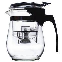 Заварочный стеклянный чайник S&T 1 л