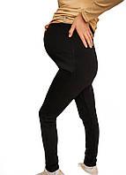 630101 Лосины беременным  (рубчик на живот) Черные