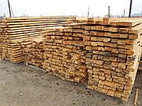 Доска деревянная обрезная 30*100*4500мм