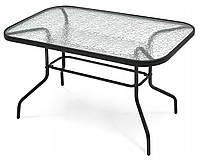 Стол Kontrast Bergamo Black 120 * 70 * 70 см.