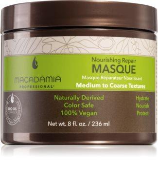 Ультра увлажняющая маска для волос Macadamia Professional Ultra Rich Moisture Masque, 236 мл