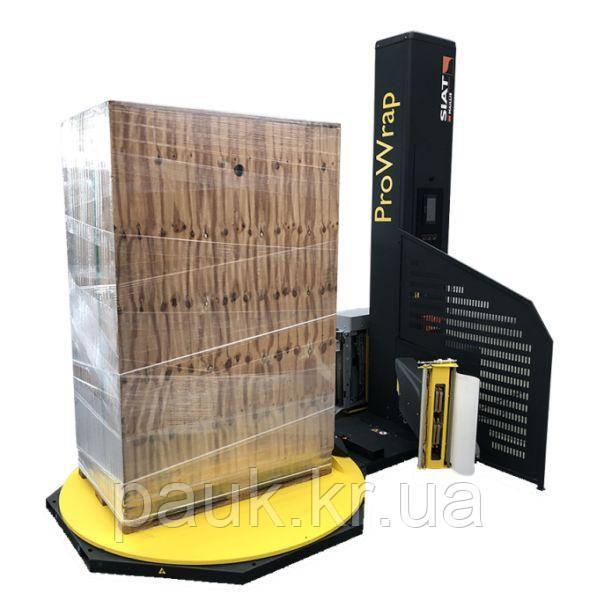 Палетопакувальник Pro Wrap-16-PW/A(вищого рівня), палетопакувальна машина