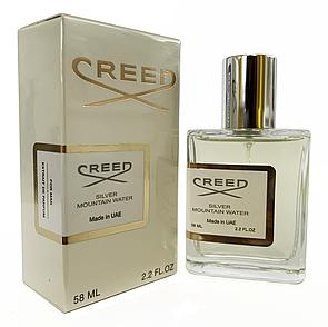 CREED Silver Mountain Water Perfume Newly мужской, 58 мл