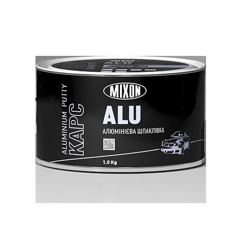 Алюминиевая шпатлевка Mixon КАРС ALU 1.0 кг