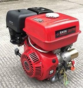 Двигатель бензиновый TATA 177FE (под шпонку Ø25мм, 9 л.с.) с электростартером