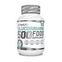 Хондропротекторы BioTech Glucosamine 500 (60 caps)