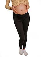 630201 Лосины для беременных (под живот) Черные
