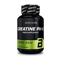 Креатин моногидрат BioTech Creatine pHX (90 caps)