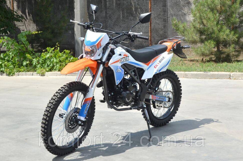 Мотоцикл SKYBIKE CRDX 200 21-18