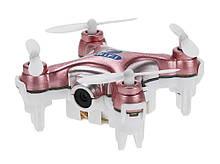 Квадрокоптер з камерою Wi-Fi Cheerson CX-10W нано (рожевий)