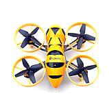 Квадрокоптер Eachine Fatbee FB90 з камерою FPV 5.8 GHz (BNF FlySky), фото 4