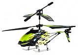 Вертолёт на радиоуправлении 3-к WL Toys S929 с автопилотом (зеленый), фото 3