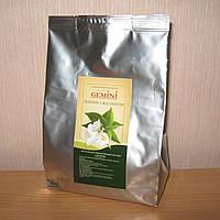 Чай зеленый листовой Gemini с жасмином 250г.