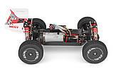 Машинка на радіокеруванні 1:14 баггі WL Toys 144001 4WD (червоний), фото 7