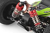 Машинка на радіокеруванні 1:14 баггі WL Toys 144001 4WD (червоний), фото 9