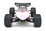 Траггі 1:14 LC Racing TGH бесколлекторная (білий), фото 4