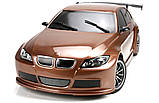 Шосейна 1:10 Team Magic E4JR BMW 320 (коричневий), фото 2