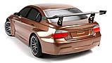 Шосейна 1:10 Team Magic E4JR BMW 320 (коричневий), фото 3