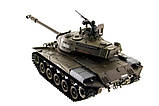Танк на радиоуправлении 1:16 Heng Long Bulldog M41A3 с пневмопушкой и и/к боем (Upgrade), фото 5