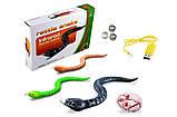 Змея с пультом управления ZF Rattle snake (зеленая), фото 4